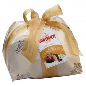 Panettone cu Pere si Ciocolata, 1 kg