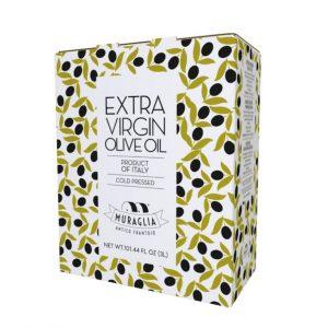 Ulei de masline extravirgin Frantoio Muraglia – Marasca 3 L