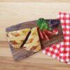 Tarta cu Mozzarella si Prosciutto cotto