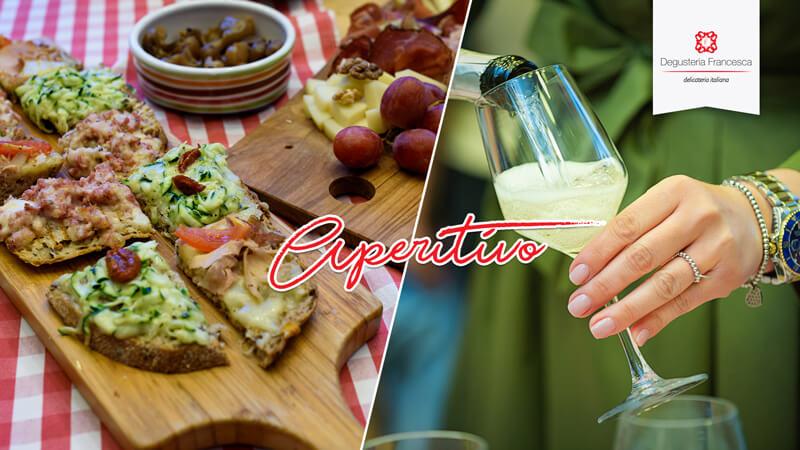 Read more about the article Aperitivo: Apetitul vine mâncând!