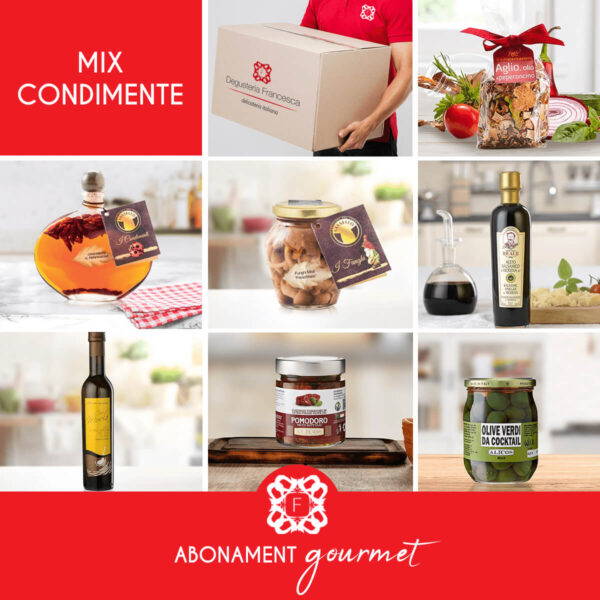 Mix Condimente