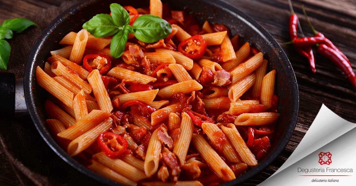 Read more about the article Penne all'Arrabiata