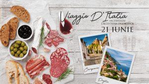 Read more about the article Pregatim o noua degustare de vinuri din seria Viaggio D'Italia