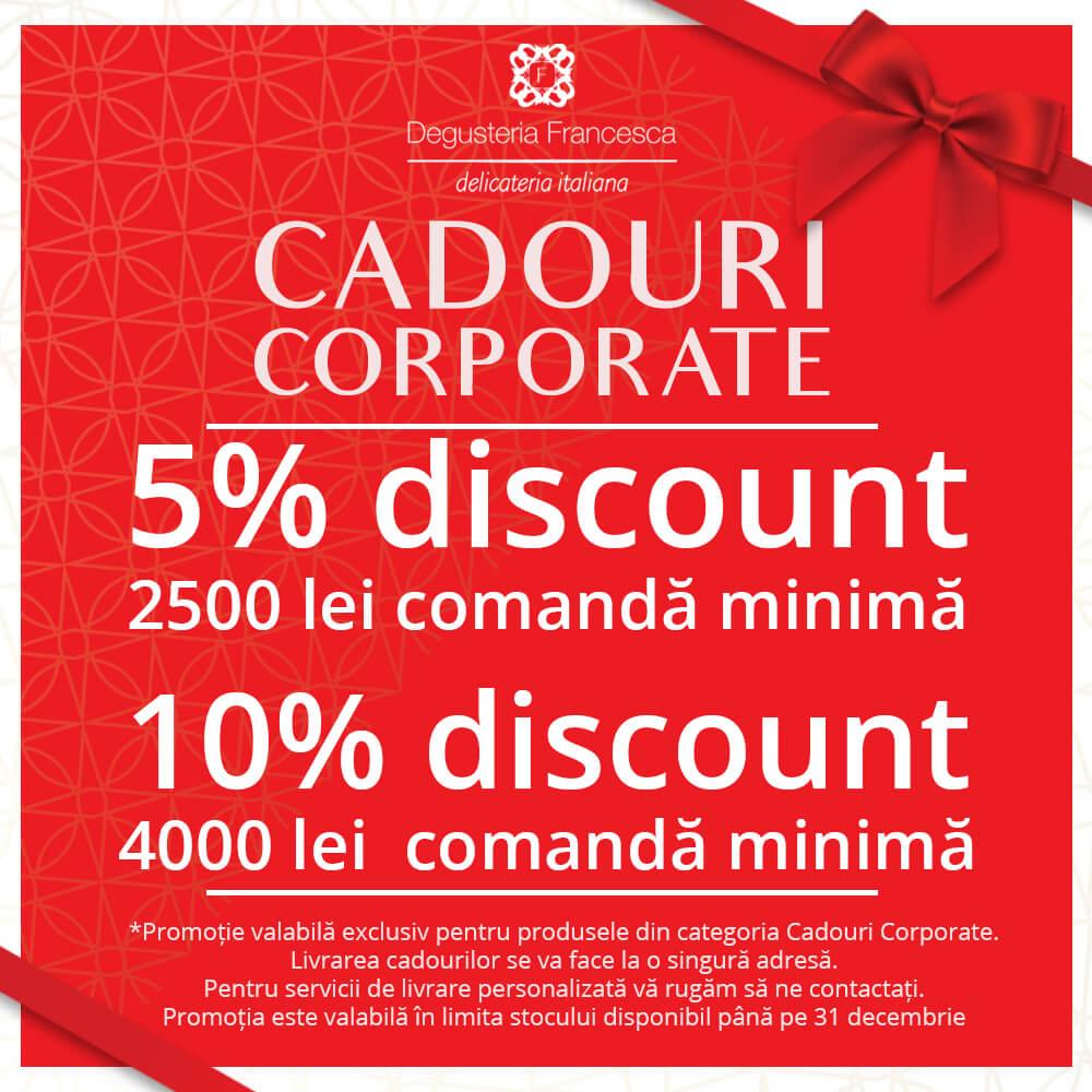 Promotie Cadouri Corporate