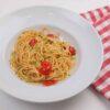 Spaghetti aglio e olio pepperoncino