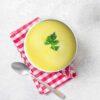 Supa crema praz si cartofi