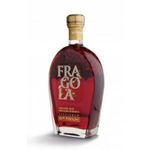 Lichior Fragola, Liquore alle Fragoline di Bosco, Bepi Tosolini, 0.7L