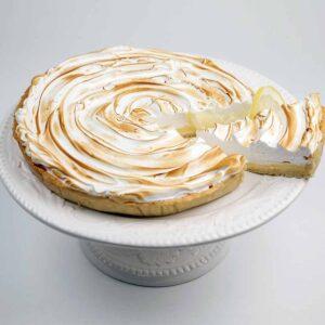 Tarta cu crema de lamaie si bezea, 2000 gr
