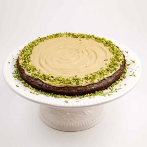Tarta de ciocolata si fistic, 2000 gr