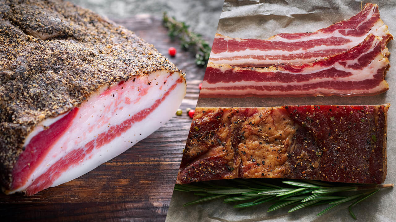 Read more about the article Guanciale și Pancetta