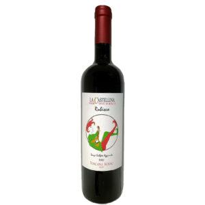Rosso Toscano Rubisco 2020, 0.75 L