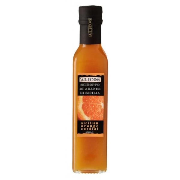 Sirop de Portocale de Sicilia, 250 ml. Alicos