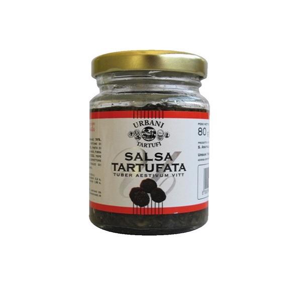 Sos de ciuperci cu trufe negre 8% 80 gr