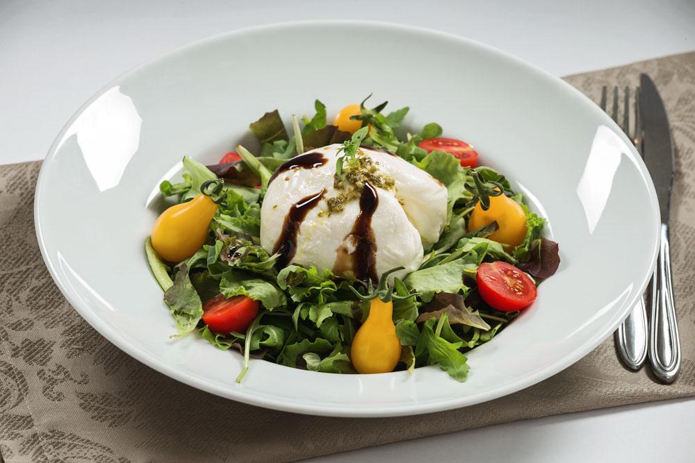salata cu burrata and rucola 799