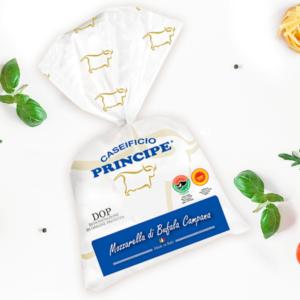 Mozzarella di Bufala Campana DOP – Paradiso, 250 gr