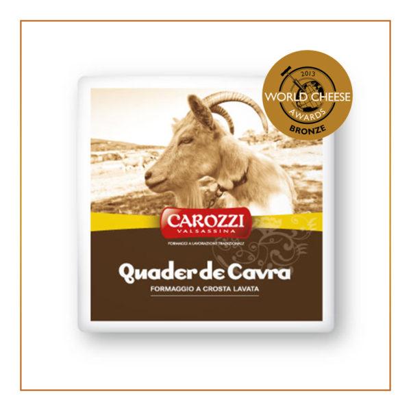 Quader de Capra, 100 gr