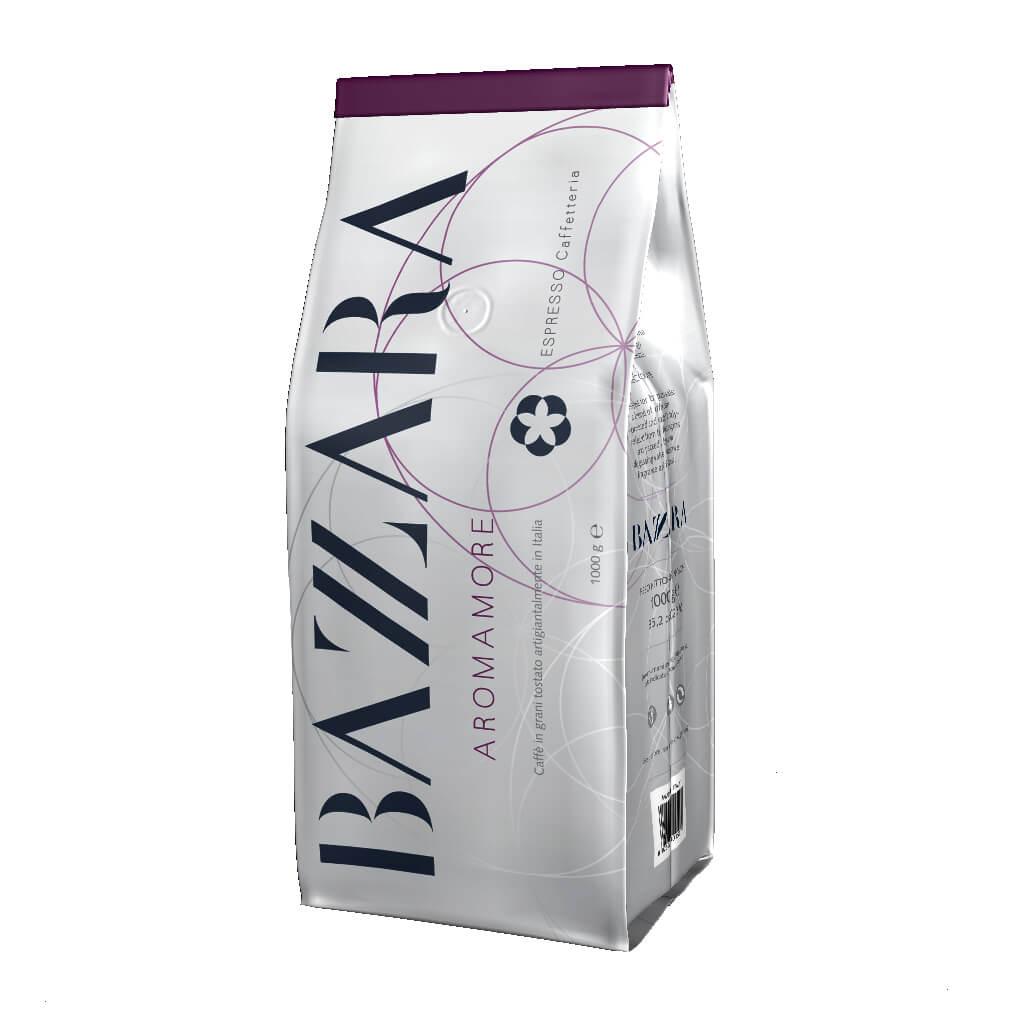 Cafea Boabe – Bazzara – Aromamore, 1 kg