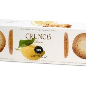 Crunch limone – biscuiti cu lamaie, 115 gr