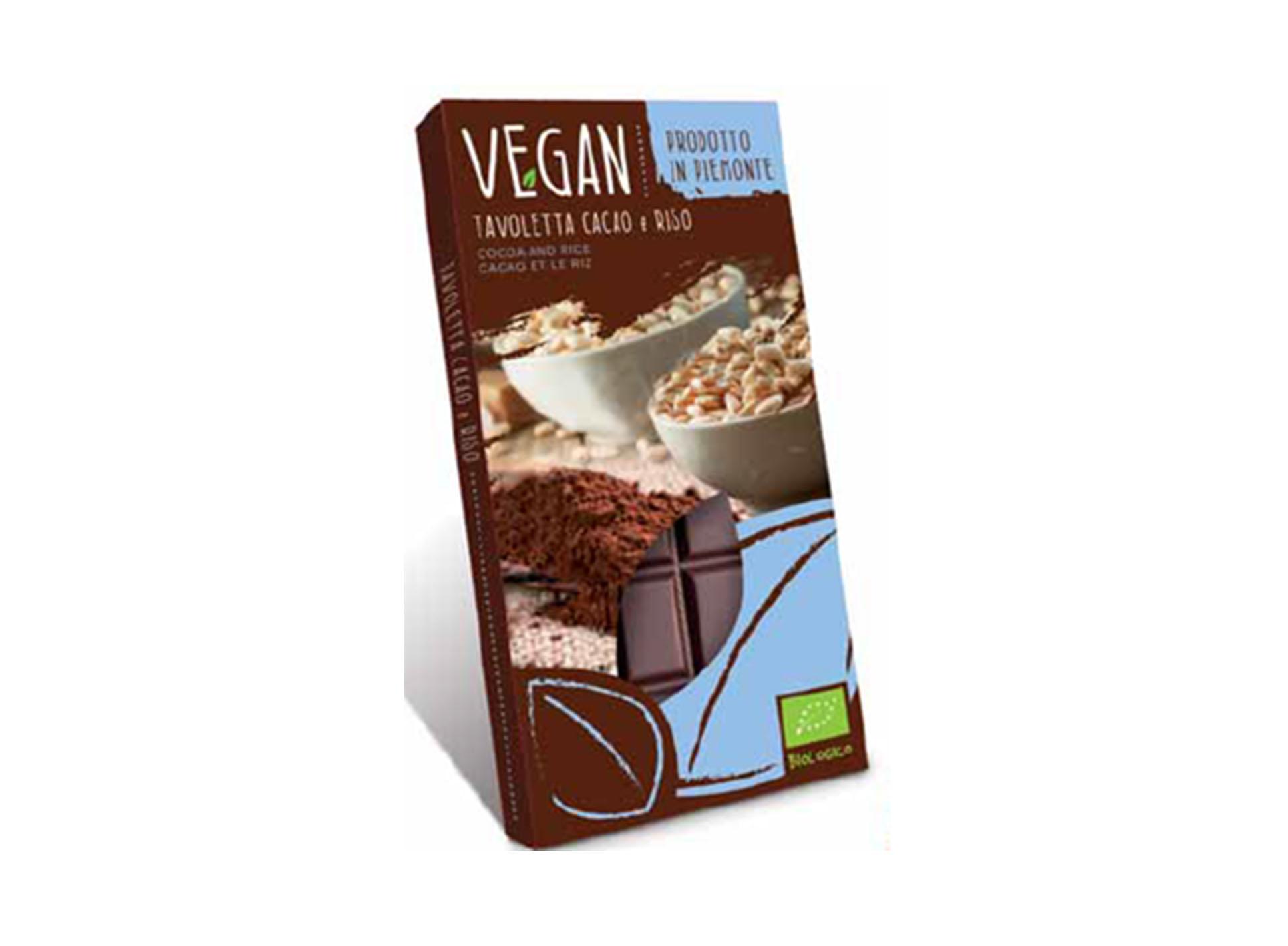 Cioc Vegana Bio Cacao Orez