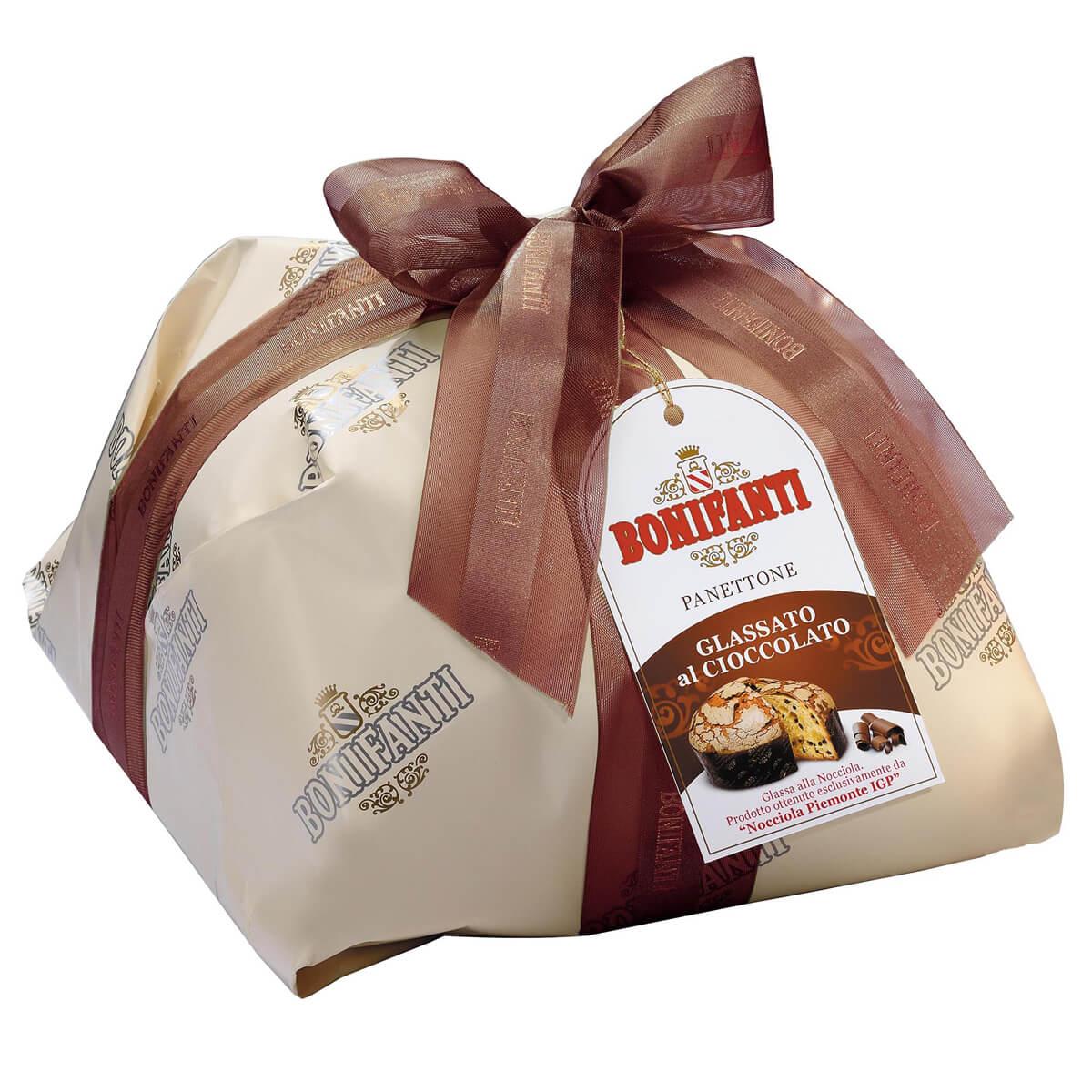 Panettone cu Bucati de Ciocolata