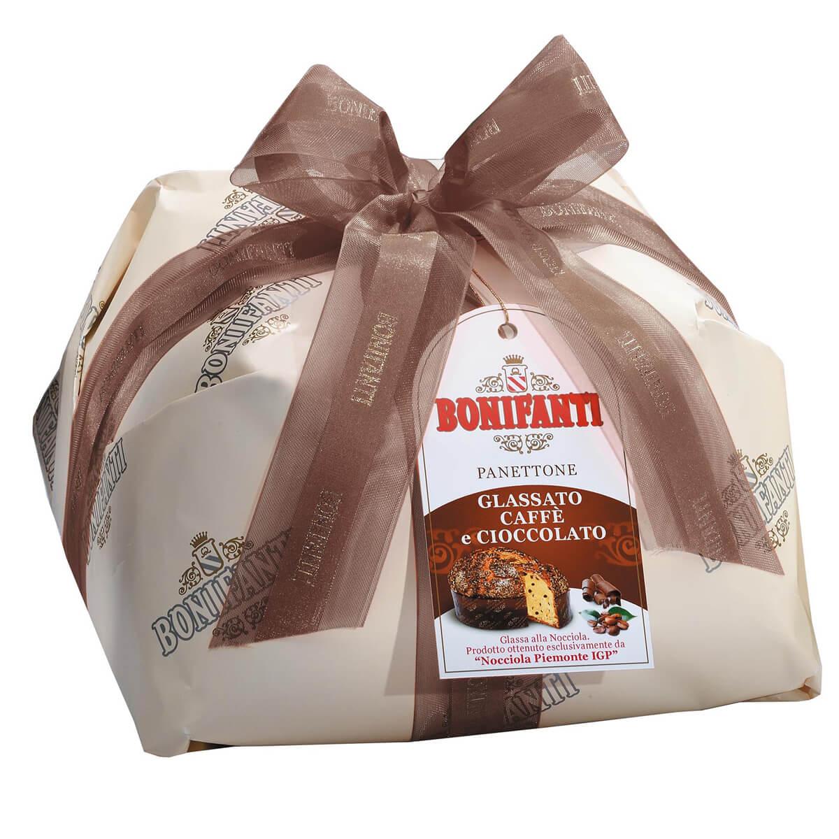 Panettone cu Cafea si Ciocolata