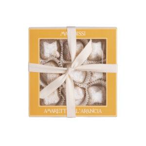 Amaretti cu Portocale, 190 gr