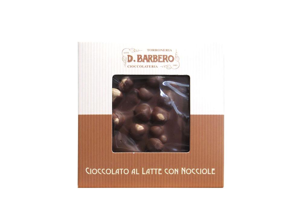 ciocolata cu lapte si alune de padure 120 gr 526