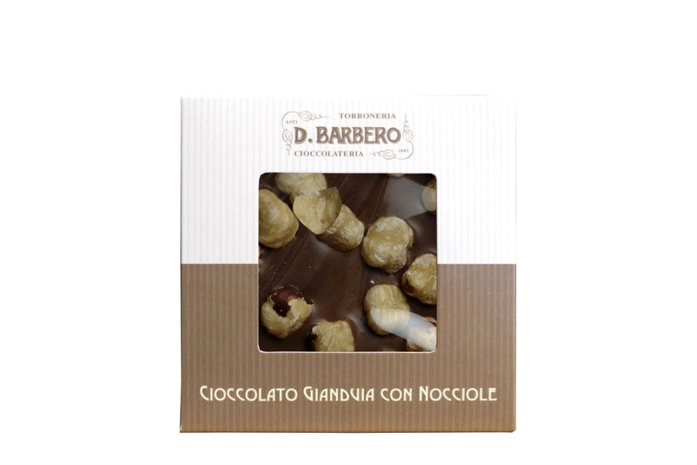ciocolata gianduia cu alune de padure 120 gr 527