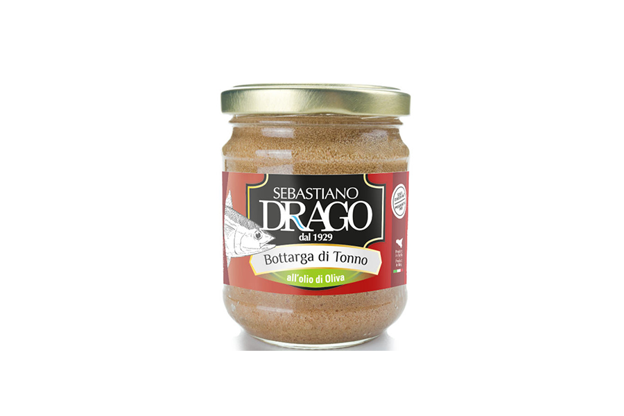 Icre de ton in ulei de masline 190 gr