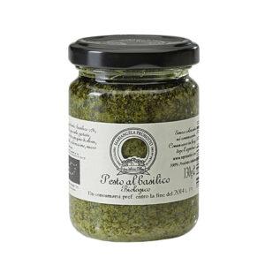 Pesto basilico BIO, 130 gr