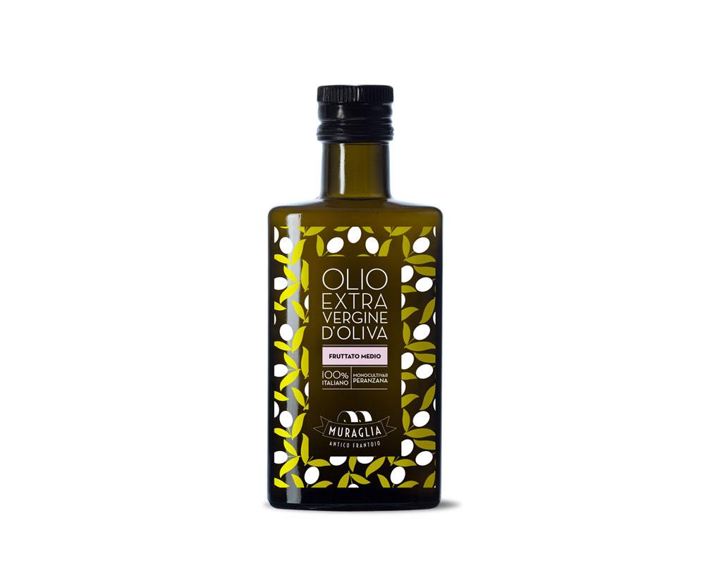ulei de masline extravirgin frantoio muraglia mediu fructat 250 ml 1087