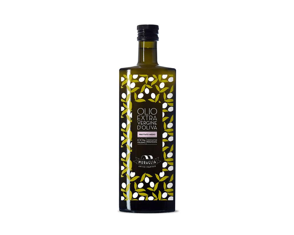 ulei de masline extravirgin frantoio muraglia mediu fructat 500 ml 1088