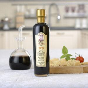 Otet Balsamic de Modena IGP – 2 scuturi, 250 ml