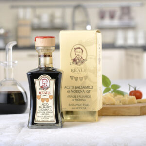Otet Balsamic de Modena IGP – 4 scuturi, 250 ml