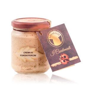 Crema de Hribi, 180 gr, Sassello
